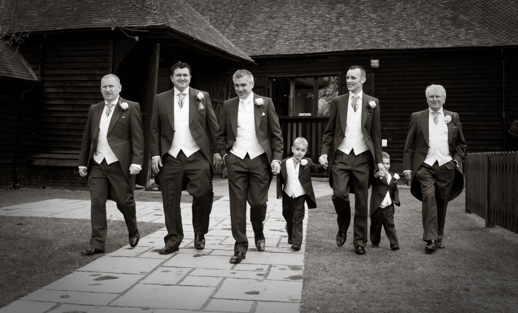 Winters Barn Country Wedding