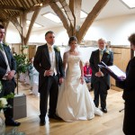 Winters Barn Country Wedding