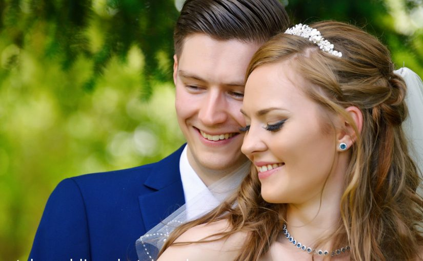 Stunning Down Hall Country House Hotel, Hatfield Heath, Hertfordshire Wedding. Sarah & Ben