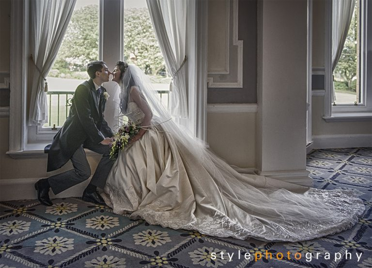 Wedding at The Grand, Folkestone with ceremony at The Virgin Mother of Good Council, Hythe