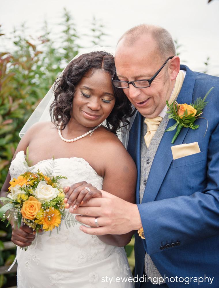Ferry House Inn Wedding - Rosemary and Michael