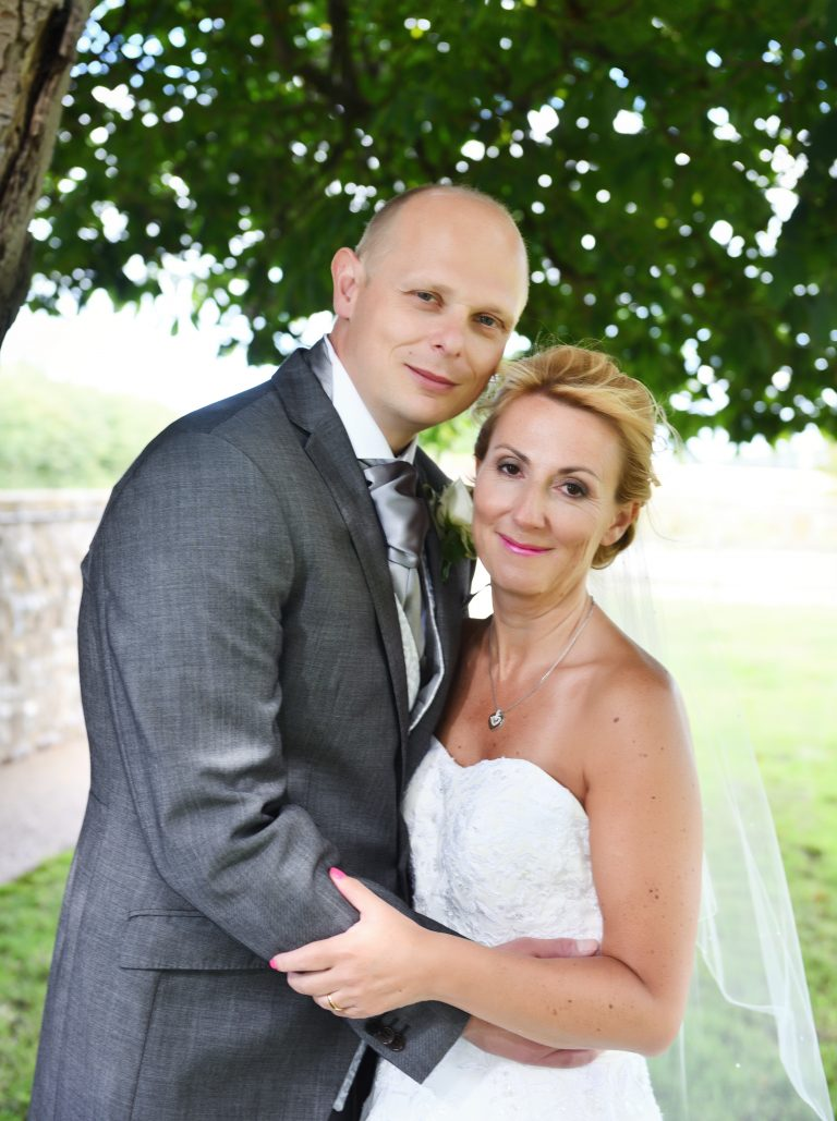 Wedding at Marine Hotel, Whitstable with ceremony at Reculver Church – Wendy & Duncan
