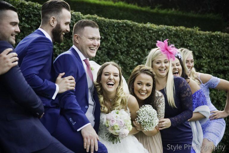 Fabulous Old Kent Barn Wedding – Brooke & Dan