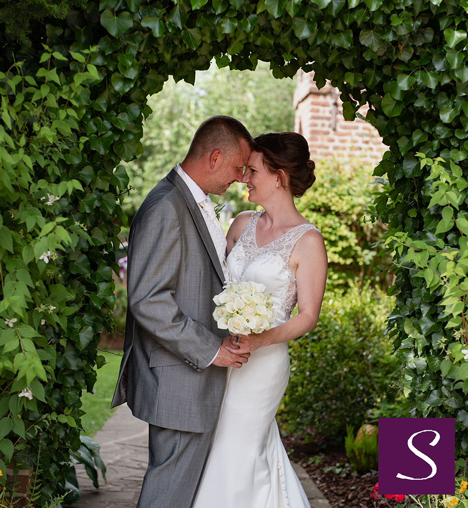 Stunning Howfield Manor Wedding with Kerry & Mark