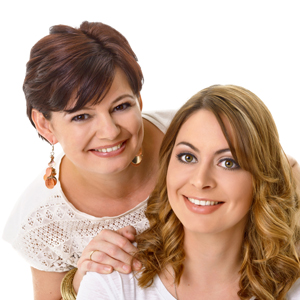 mother daughter makeover kent