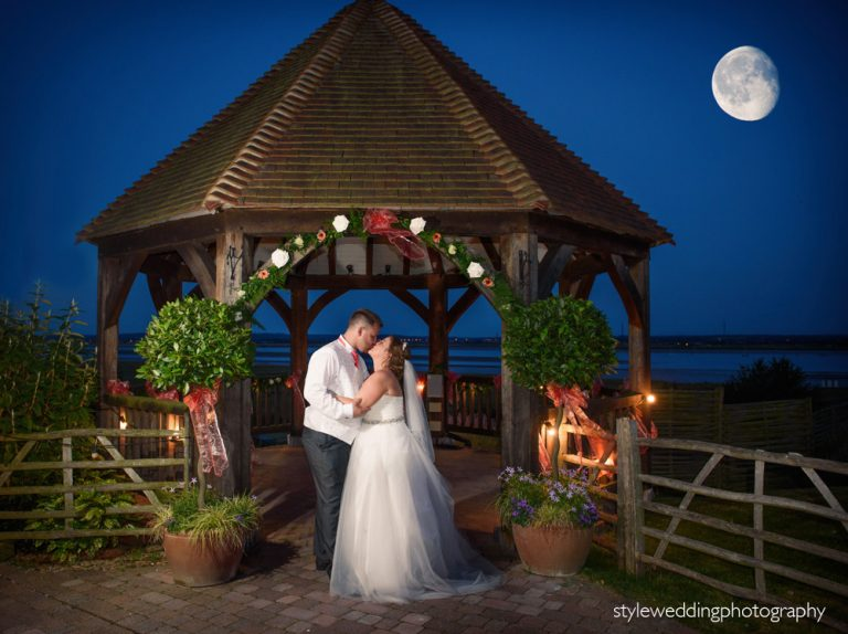 Ferry House Inn Wedding – Fiona and David