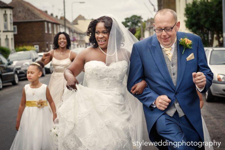 Ferry House Inn Wedding – Rosemary and Michael