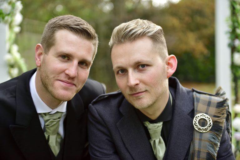 St Augustines Wedding – Axel & Bob