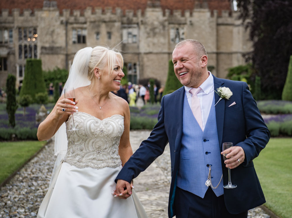 Hengrave Hall Wedding With Vanessa & Alan